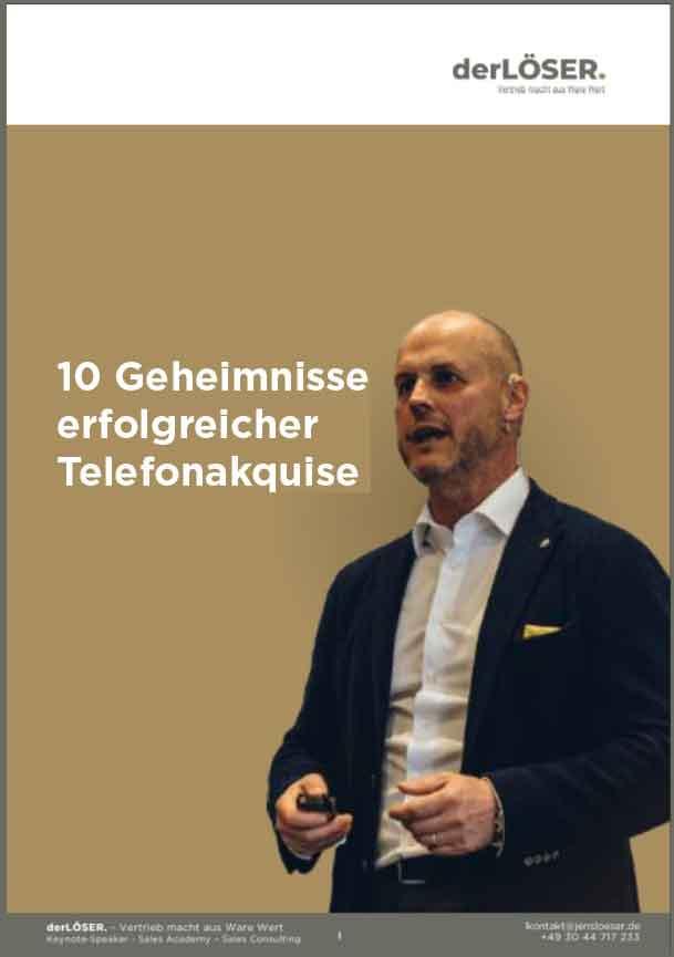 Download Leitfaden Telefonakquise